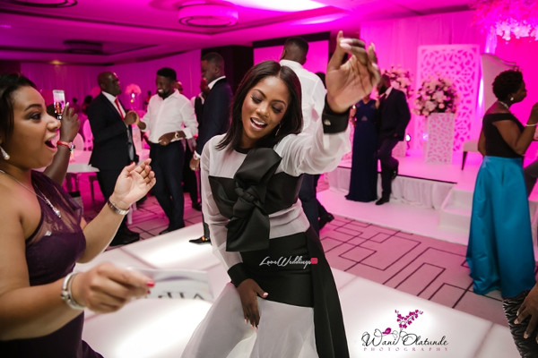 Tiwa Savage at Tolu Oniru and Tunde Demuren Dubai Wedding Wani Olatunde LoveweddingsNG TSquared