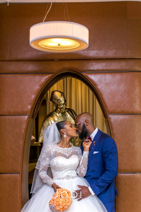 #bamich2016 Popular Lagos Wedding Statue LoveweddingsNG