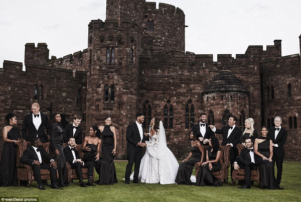 Ciara Russell Wilson Wedding Pictures LoveweddingsNG 2