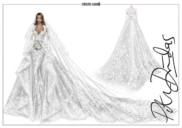 Ciara Wedding Gown LoveweddingsNG 2