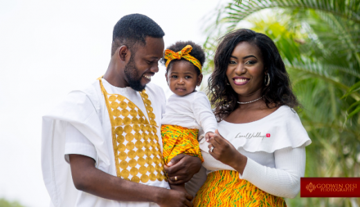 Godwin and Adejoke Oisi Wedding Anniversary LoveweddingsNG
