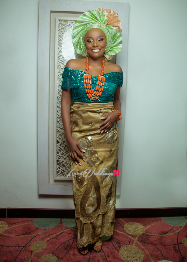 Michelle Dede Igbo Bride LoveweddingsNG 2