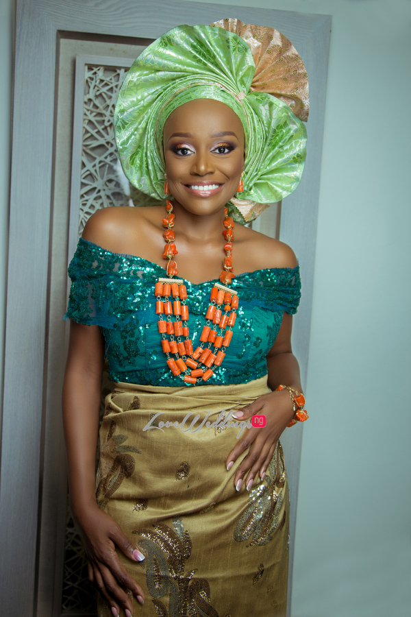 Michelle Dede Igbo Bride LoveweddingsNG