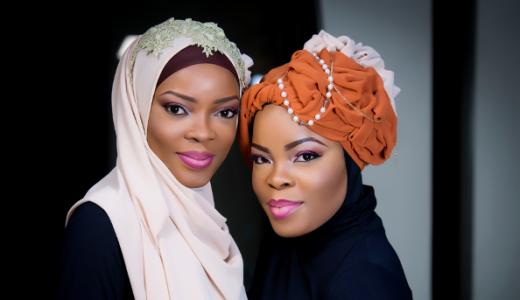Muslim Hijab Bridal Look LoveweddingsNG 5