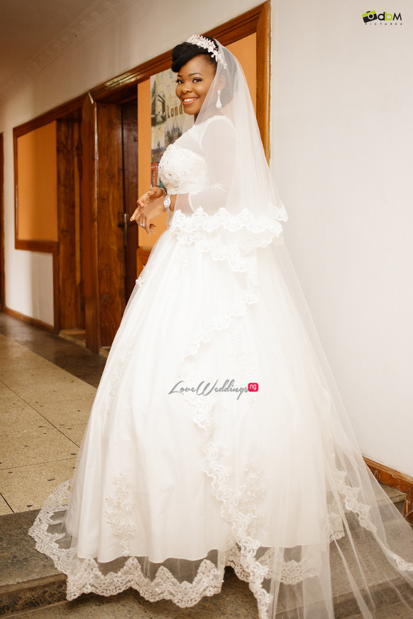Nigerian Bride Seyi and Bisola DBM Pictures LoveweddingsNG