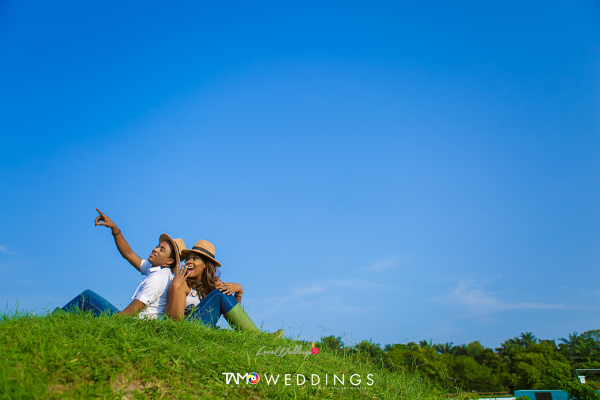 Nigerian Cowboy PreWedding Shoot Rotimi and Blessing Tamo Images Weddings LoveweddingsNG 1