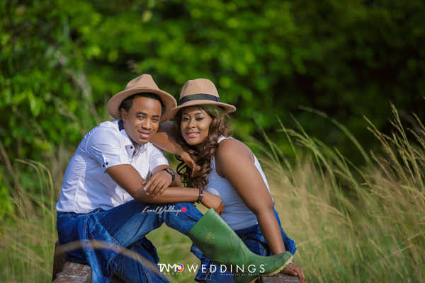 Nigerian Cowboy PreWedding Shoot Rotimi and Blessing Tamo Images Weddings LoveweddingsNG 11