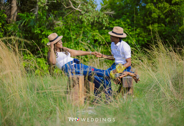 Nigerian Cowboy PreWedding Shoot Rotimi and Blessing Tamo Images Weddings LoveweddingsNG 13