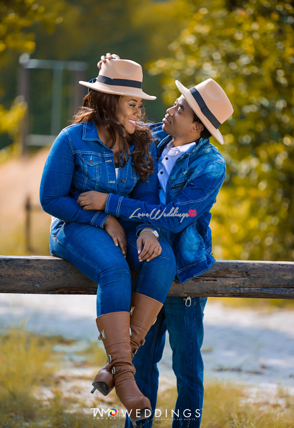 Nigerian Cowboy PreWedding Shoot Rotimi and Blessing Tamo Images Weddings LoveweddingsNG 20