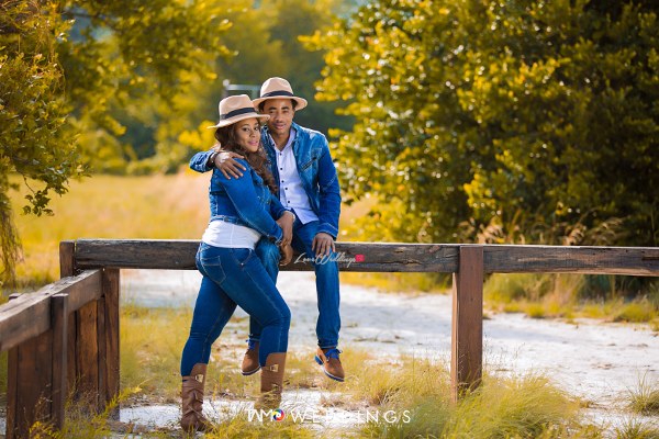 Nigerian Cowboy PreWedding Shoot Rotimi and Blessing Tamo Images Weddings LoveweddingsNG 22