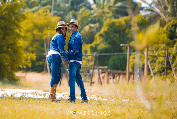 Nigerian Cowboy PreWedding Shoot Rotimi and Blessing Tamo Images Weddings LoveweddingsNG 24