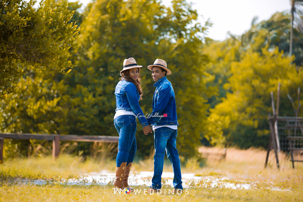 Nigerian Cowboy PreWedding Shoot Rotimi and Blessing Tamo Images Weddings LoveweddingsNG 25