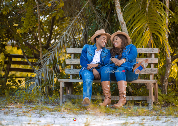 Nigerian Cowboy PreWedding Shoot Rotimi and Blessing Tamo Images Weddings LoveweddingsNG 26