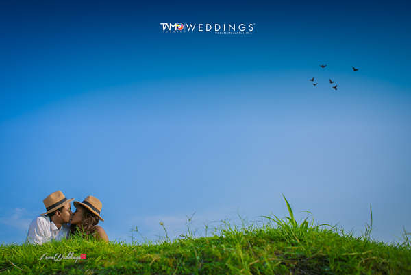 Nigerian Cowboy PreWedding Shoot Rotimi and Blessing Tamo Images Weddings LoveweddingsNG 4