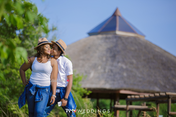 Nigerian Cowboy PreWedding Shoot Rotimi and Blessing Tamo Images Weddings LoveweddingsNG 6