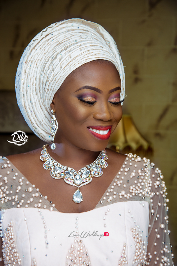 Nigerian Traditiona Bride Kenny LoveweddingsNG Diko Photography 1