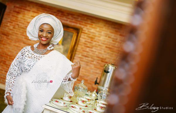 Nigerian Traditional Bride Tomi Odunsi BLawz LoveweddingsNG 1