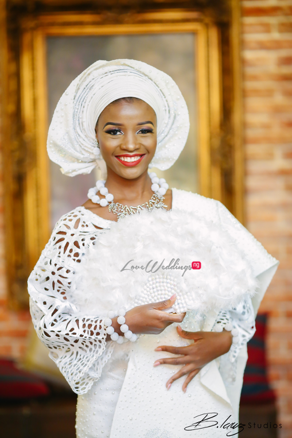 Nigerian Traditional Bride Tomi Odunsi BLawz LoveweddingsNG 2