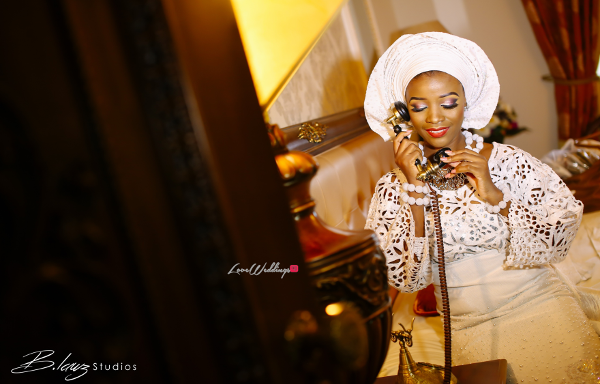 Nigerian Traditional Bride Tomi Odunsi BLawz LoveweddingsNG 4