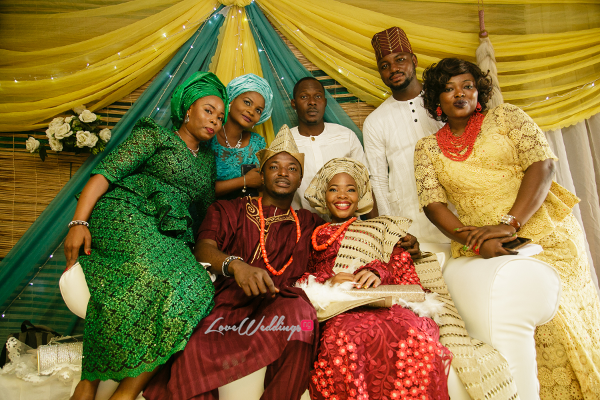 Nigerian Traditional Wedding Seyi and Bisola DBM Pictures LoveweddingsNG 1