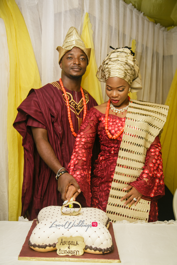 Nigerian Traditional Wedding Seyi and Bisola DBM Pictures LoveweddingsNG
