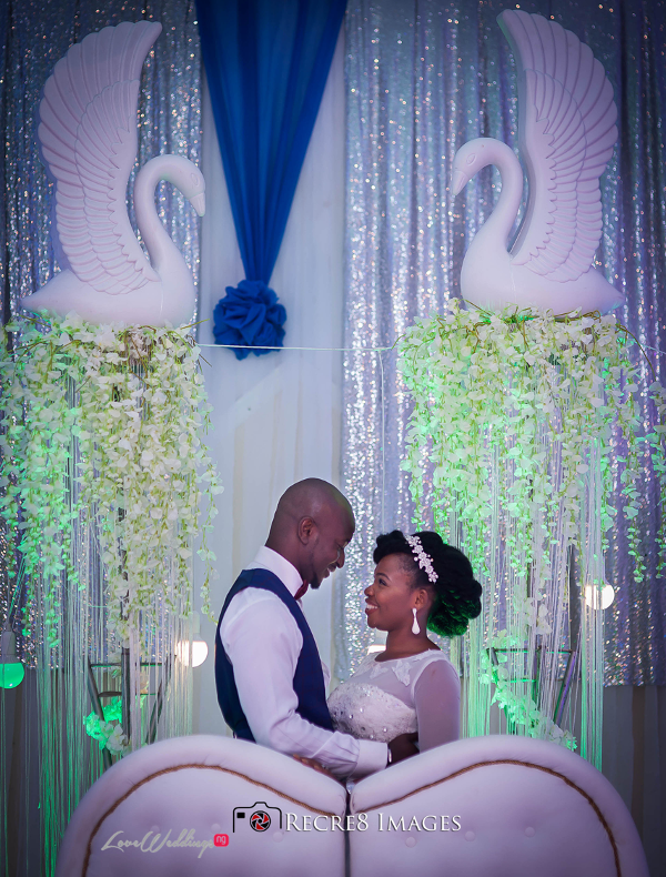 Nigerian White Wedding Seyi and Bisola DBM Pictures LoveweddingsNG 12