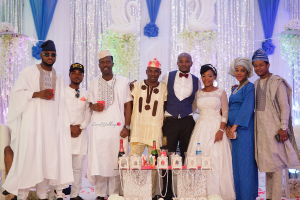 Nigerian White Wedding Seyi and Bisola DBM Pictures LoveweddingsNG 16