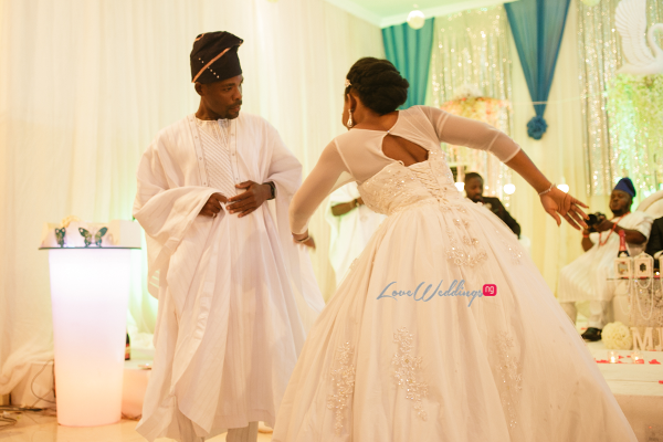 Nigerian White Wedding Seyi and Bisola DBM Pictures LoveweddingsNG 2
