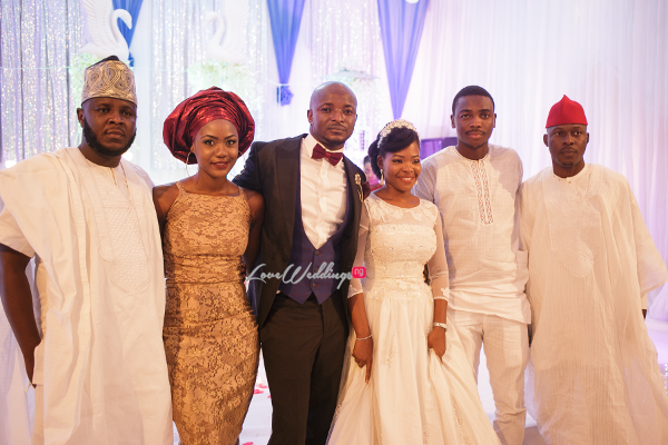 Nigerian White Wedding Seyi and Bisola DBM Pictures LoveweddingsNG 3