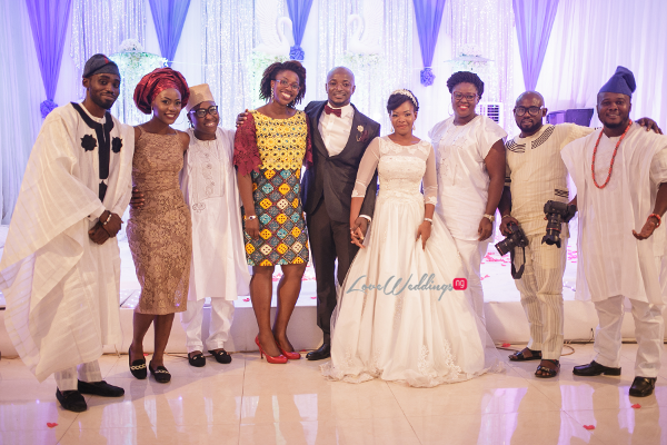 Nigerian White Wedding Seyi and Bisola DBM Pictures LoveweddingsNG 4