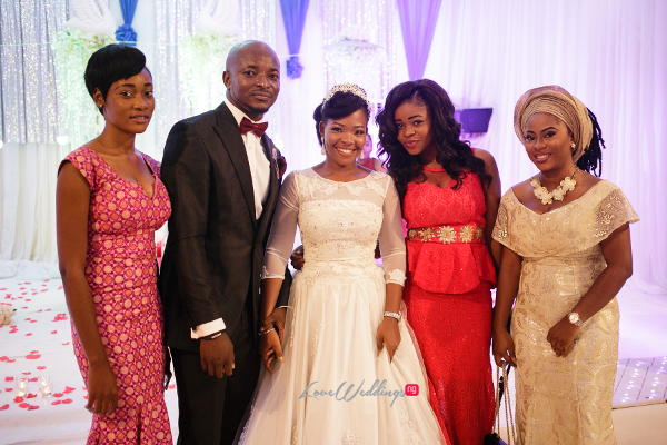 Nigerian White Wedding Seyi and Bisola DBM Pictures LoveweddingsNG 5