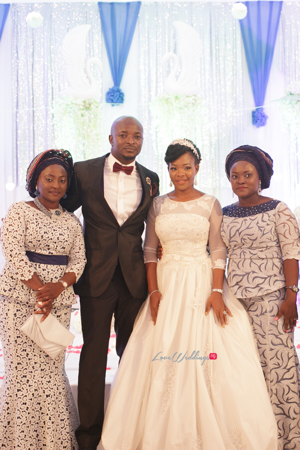 Nigerian White Wedding Seyi and Bisola DBM Pictures LoveweddingsNG 6