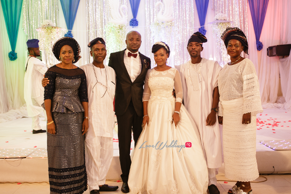 Nigerian White Wedding Seyi and Bisola DBM Pictures LoveweddingsNG 7