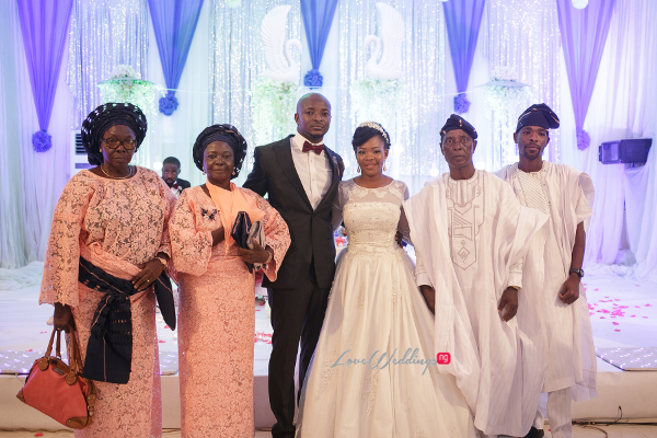 Nigerian White Wedding Seyi and Bisola DBM Pictures LoveweddingsNG 8