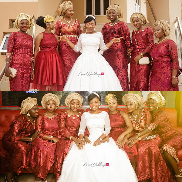 Nigerian White Wedding Seyi and Bisola DBM Pictures LoveweddingsNG
