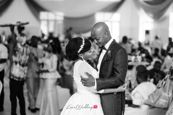 Nigerian White Wedding Seyi and Bisola First Dance DBM Pictures LoveweddingsNG 1