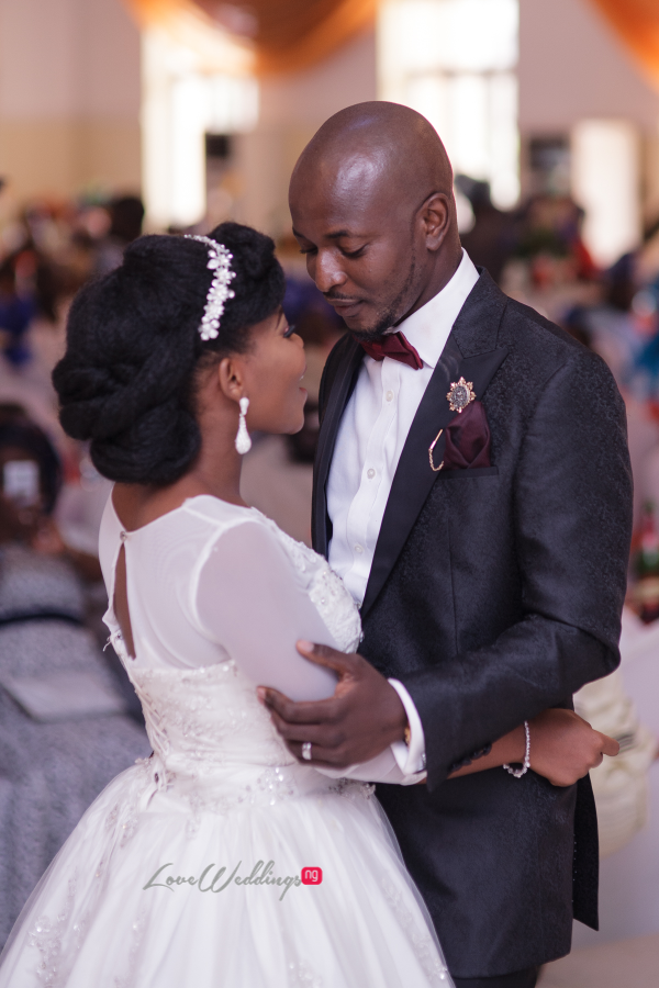 Nigerian White Wedding Seyi and Bisola First Dance DBM Pictures LoveweddingsNG