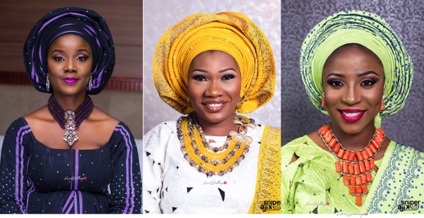 Nigerian Yummy Mummy Gbenga Artsmith Collections LoveweddingsNG feat