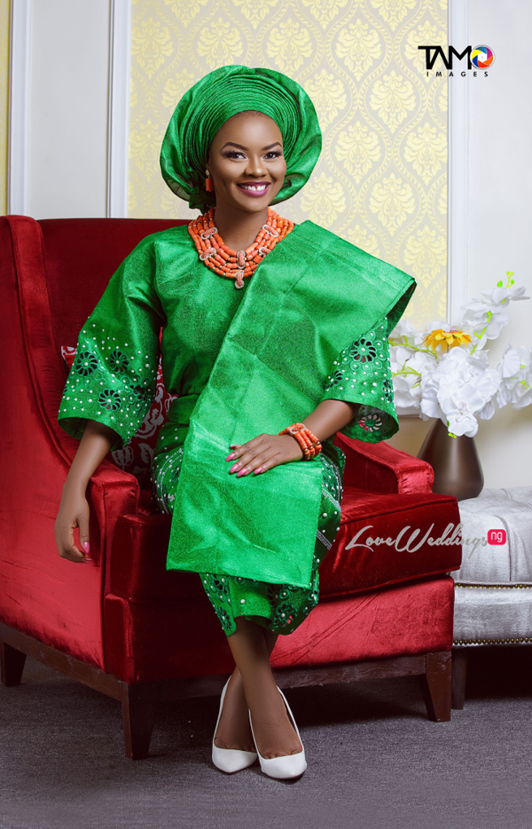 Nollywood Actress Kehinde Bankola Artsmith Collections LoveweddingsNG 1