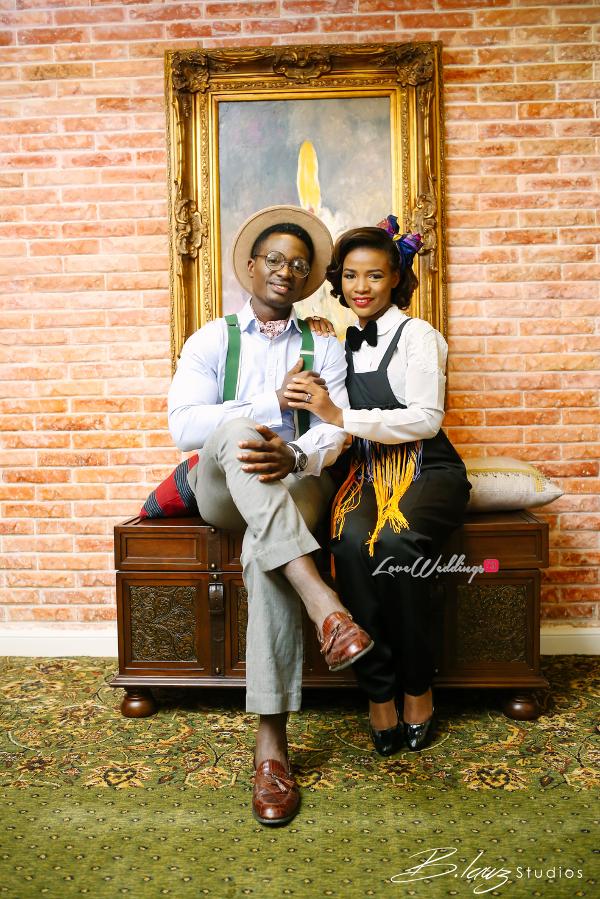Tomi Odunsi Seun Fadina PreWedding Shoot BLawz LoveweddingsNG 12