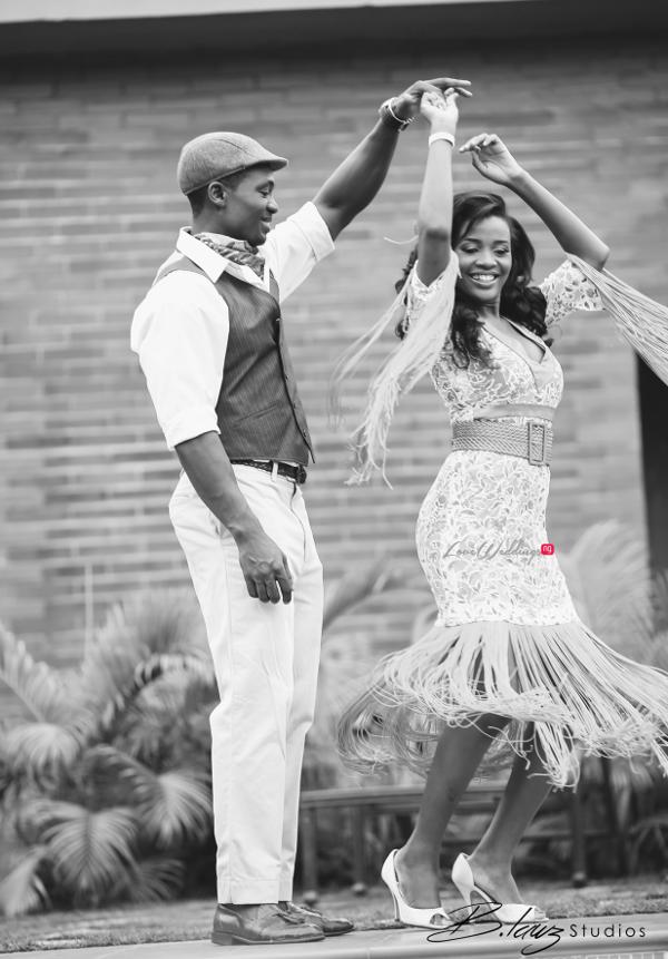 Tomi Odunsi Seun Fadina PreWedding Shoot BLawz LoveweddingsNG 14