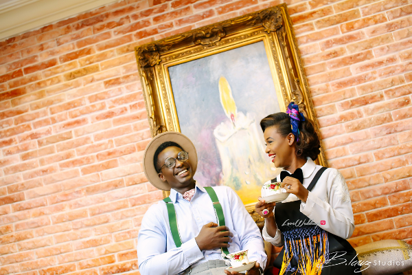Tomi Odunsi Seun Fadina PreWedding Shoot BLawz LoveweddingsNG