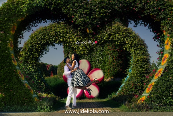 Dubai PreWedding Shoot Frankeen2016 Jide Kola LoveweddingsNG 1