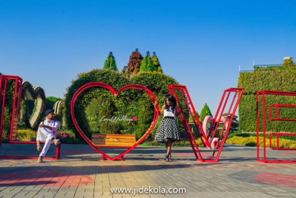 Dubai PreWedding Shoot Frankeen2016 Jide Kola LoveweddingsNG 2