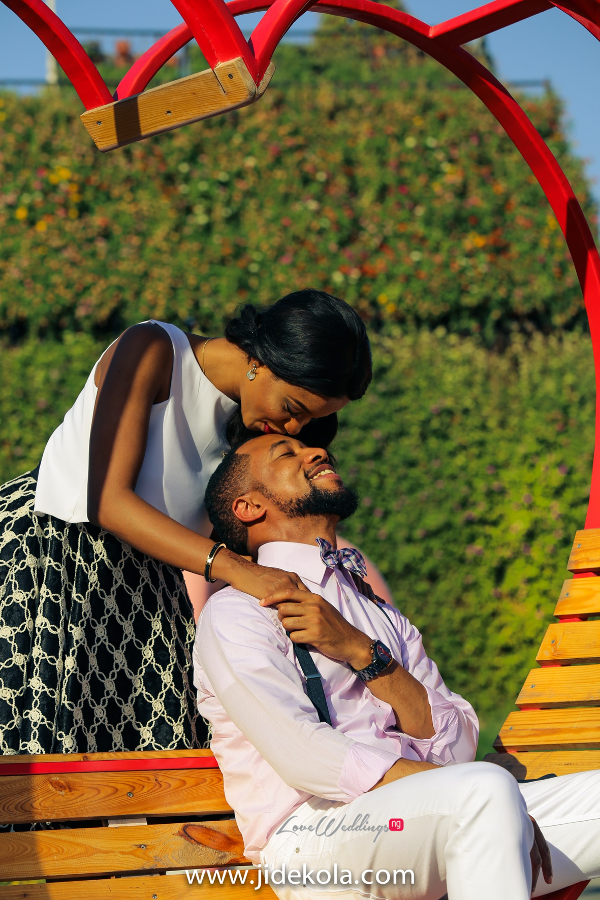 Dubai PreWedding Shoot Love Garden Frankeen2016 Jide Kola LoveweddingsNG 3