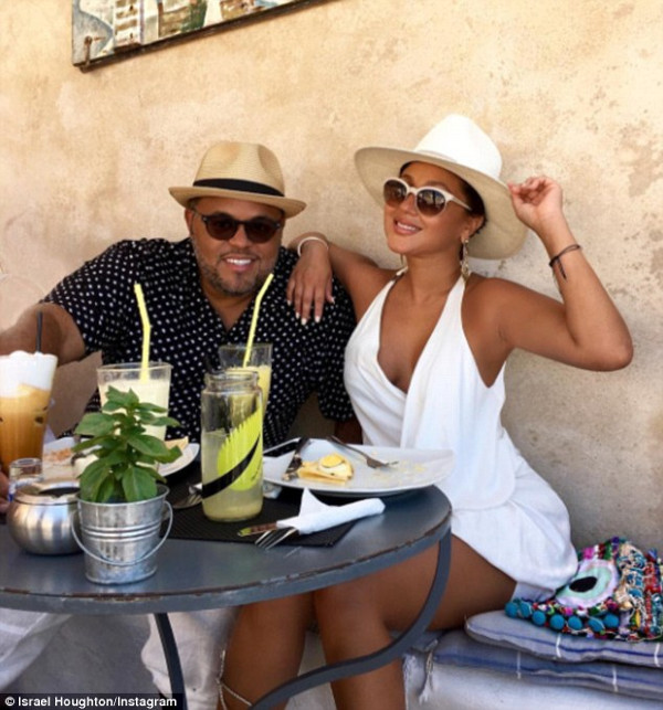 Isreal Houghton Adrienne Bailon Engaged LoveweddingsNG 4