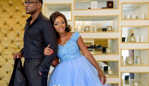 Kunbi Oyelese Lanre Tomori PreWedding Shoot LoveweddingsNG