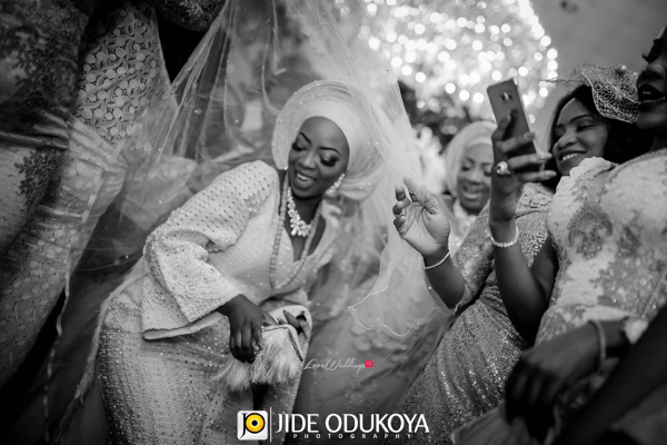 Kunbi Oyelese Lanre Tomori Traditional Wedding LoveweddingsNG 1