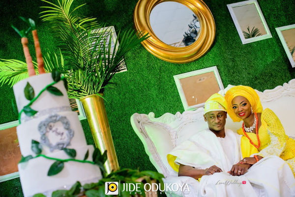 Kunbi Oyelese Lanre Tomori Traditional Wedding LoveweddingsNG 2