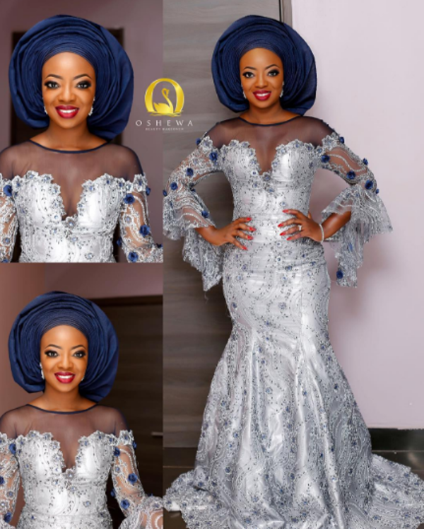 Kunbi Oyelese Lanre Tomori Traditional Wedding LoveweddingsNG 5